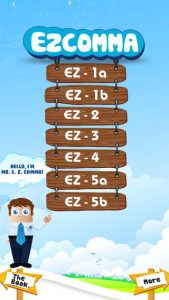 EZCOMMA iPhone App