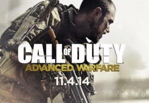 Call Of Duty: Advanced Warfare Announced, Release On Nov. 4