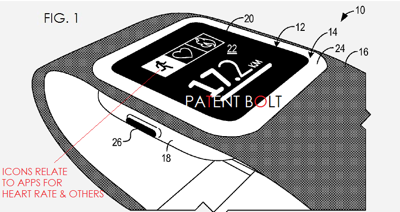 Microsoft Patent Details Smartwatch Plan
