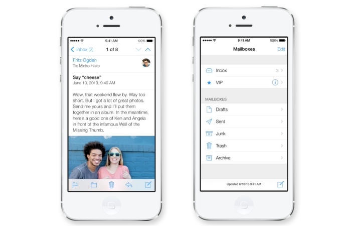 iOS 7 Not Securing Emails, Leaves Users Vulnerable