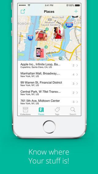 Klaser Stuff Organizer iPhone App Review: Get Organized!