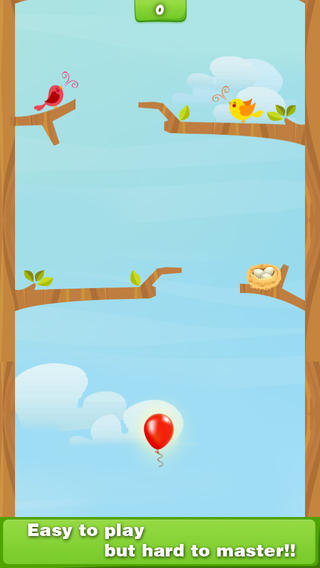 Snappy Balloon iPhone Game Review: More Than a Flappy Bird Clone
