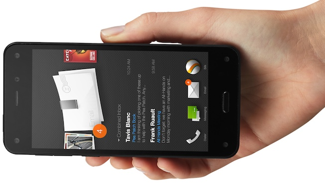 Amazon Fire Phone: Firefly Wants to Scan Your World