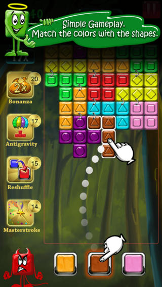 Hoopla Gems iPhone Game Review