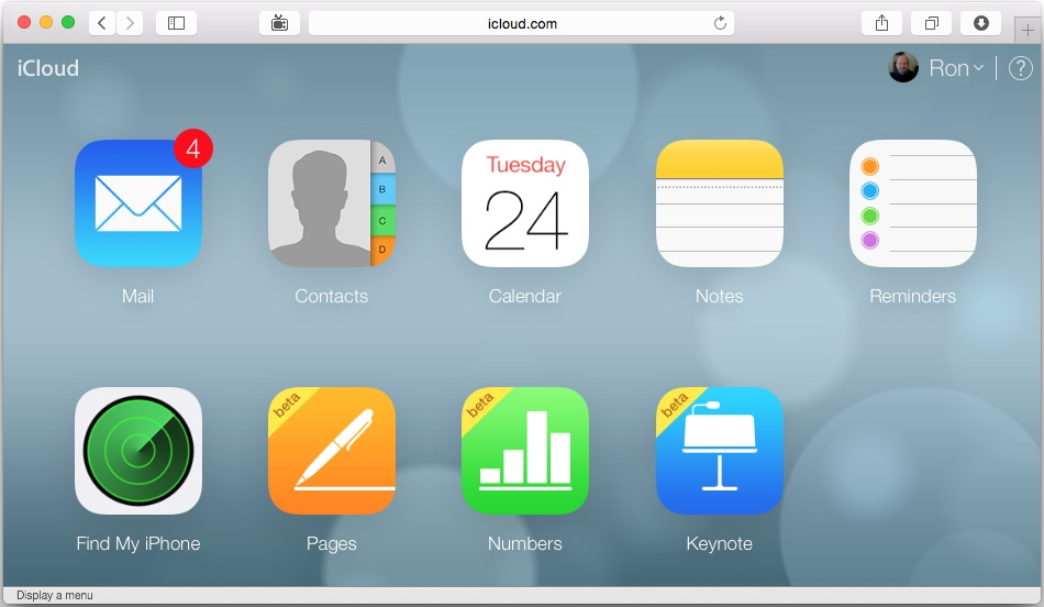 With Update, iWork for iCloud Remembers Your Last Document