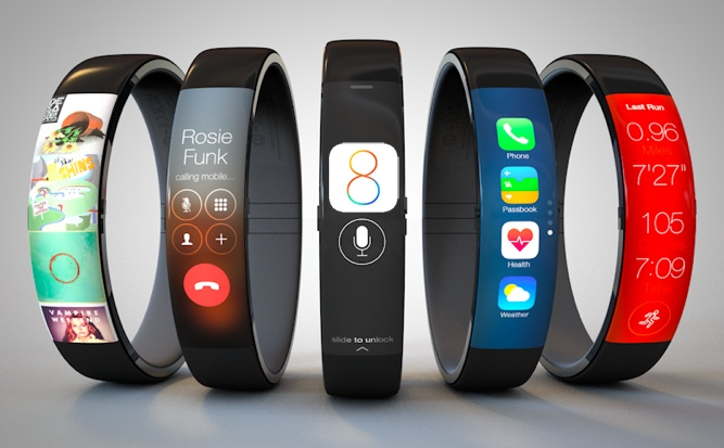 iWatch + iOS 8 Coming in October