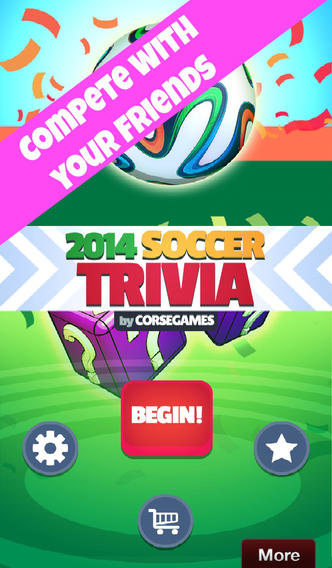 2014 Soccer Trivia iPhone Game Review: Test Your Knowledge