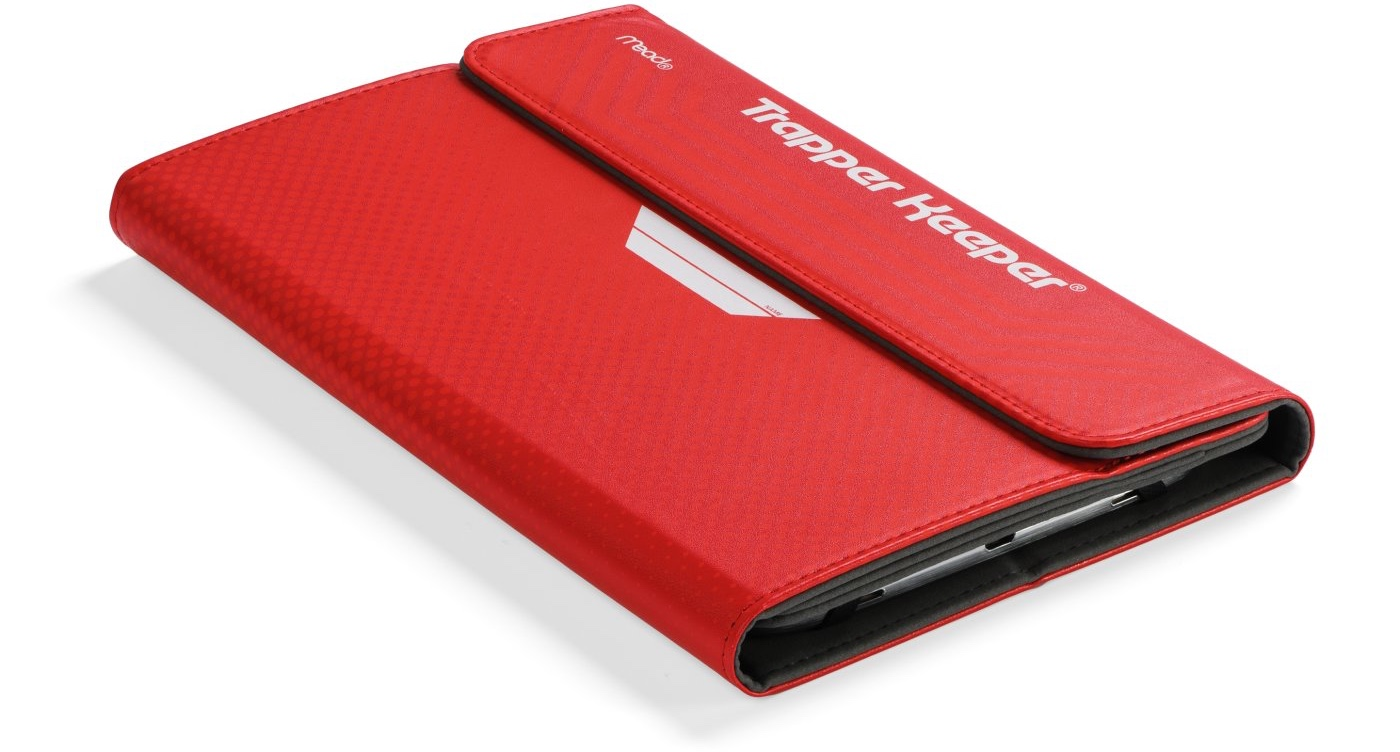 Back to School: Trapper Keeper iPad Folio Case