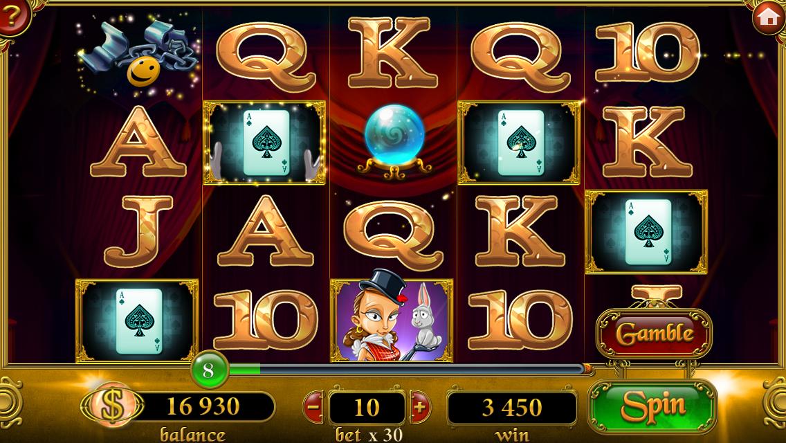 Slot of Magic iOS Game Review