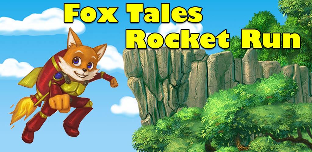 Fox Tales: Rocket Run iOS Game Review
