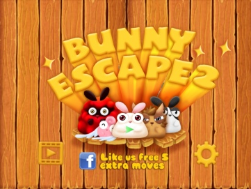 BunnyEscape 2 iOS Game Review