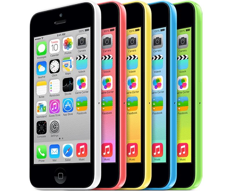 Worse Than #2? iPhone 5c Beats Galaxy S5