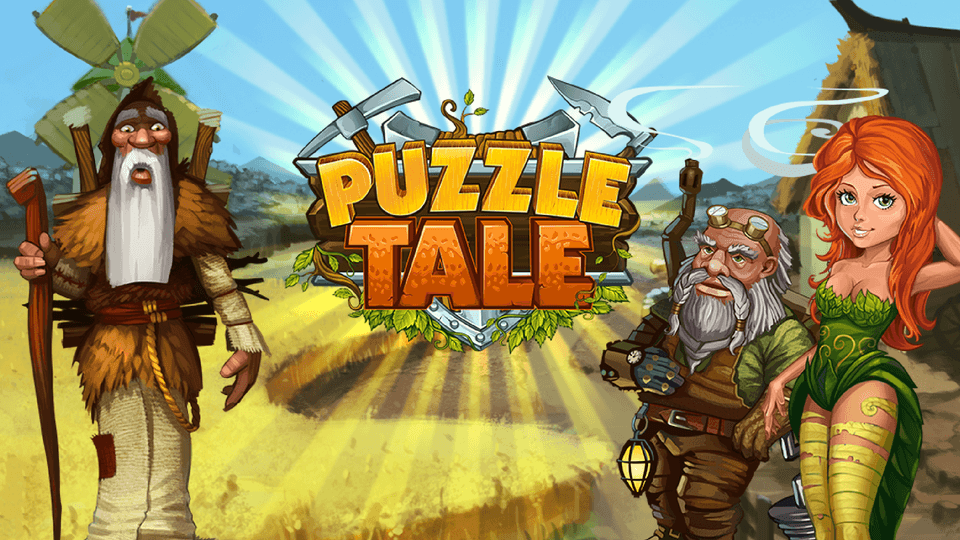 Puzzle Tale iOS Game Review