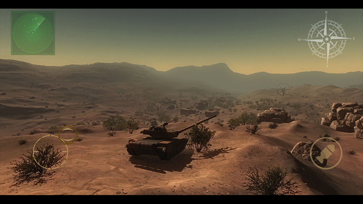 Tank Titans HD iPad Game Review: This Game Tanked