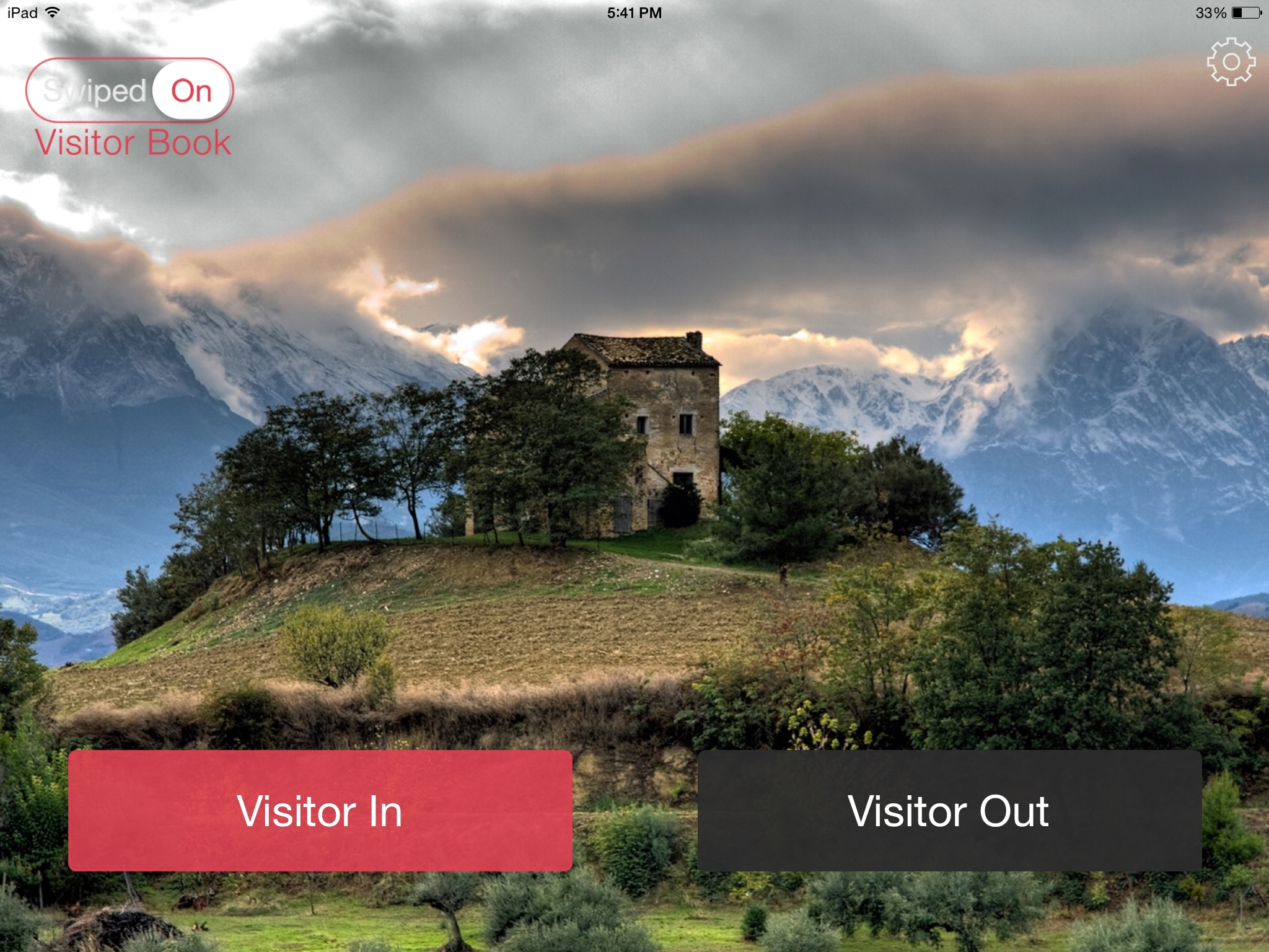Visitor Book iPad App Review - Slick, Streamlined, and Stylish