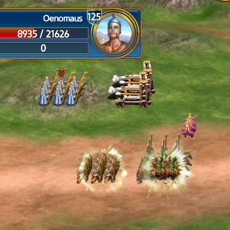 Rise Of Rome iOS Game Review