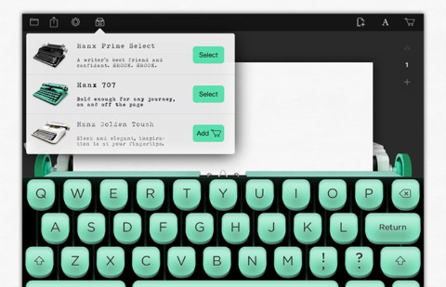 Hanx Writer: Tom Hanks Typewriter App Now Available