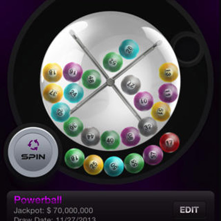 Lottery Live iOS App Review