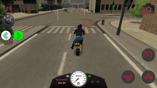 Motorcycle Driving School 1