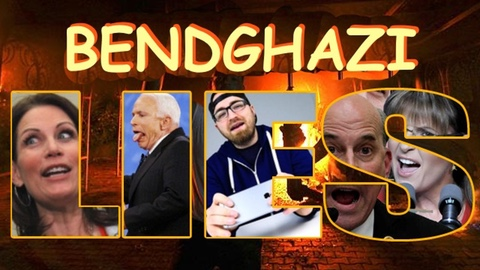 BENDGHAZI: Truther, Tea Party Investigations!