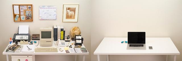 Mac Desktop: The Evolution of Work, 1984 to 2014