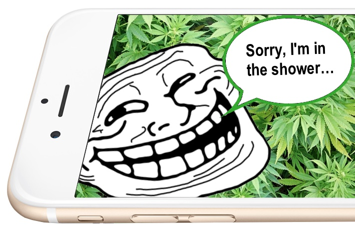 iOS 8 Security Laughs at Search Warrants