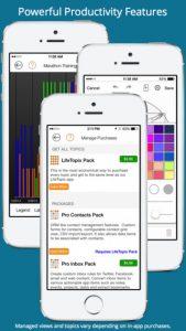 Pro.Calendar iPhone App