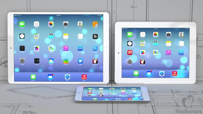 The 2014 iPad refresh is all about catching up with the iPhone. That might sound like last year's news, but Apple's tables are still well ahead of the pack