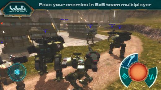 Walking War Robots 1