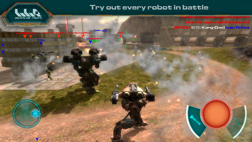 Walking War Robots 4
