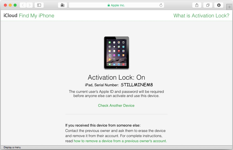 Last September, Apple released iOS 7 with Activation Lock Security and, within months, crime rates around the world fell. Apple is upcoming its game again!