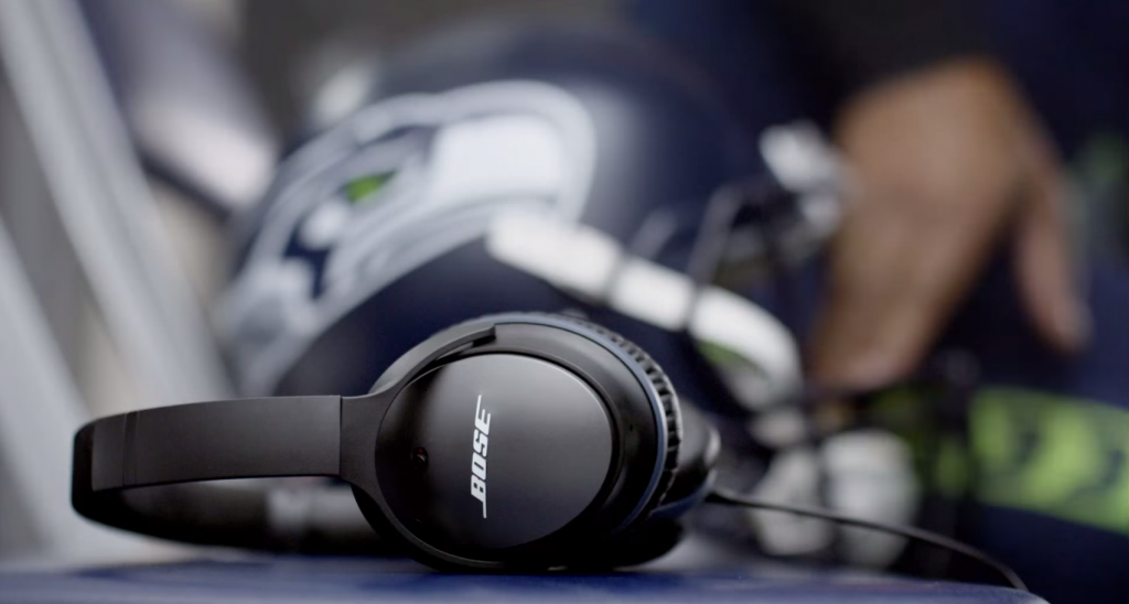The reality TV soap opera that is the Beats vs Bose competition for NFL hearts and minds seems to be winding down. And, the clear winner is…