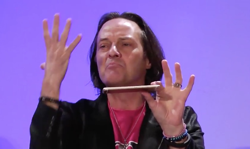 T-Mobile CEO John Legere is nobody's fool and unafraid to share his thoughts on the ridiculous iPhone 6 Plus Bendghazi / Bendgate farce.