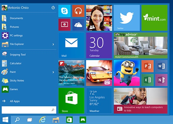 Windows 10 Download:Get the Technical Preview