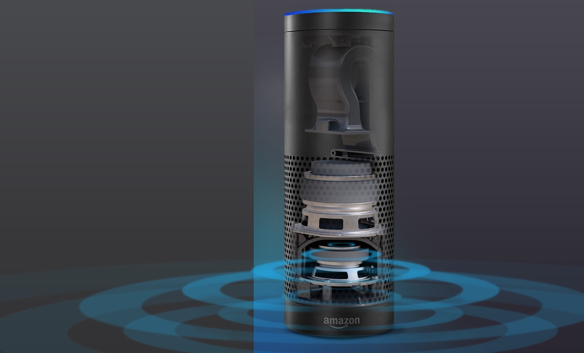 Amazon Echo: The Personal Digital Assistant Comes Home