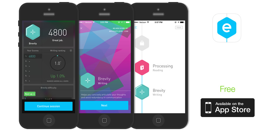 Elevate is best in show for iPhone apps
