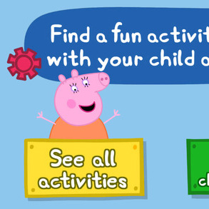 Peppa's Activity Maker iOS Game Review