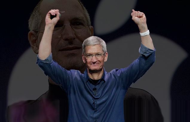 Tim Cook: The Best CEO Ever? Seriously…