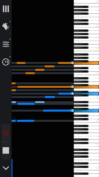 Perfect Piano iPad App