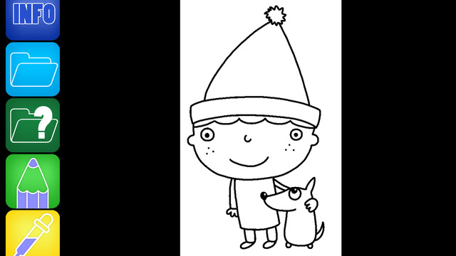 500 Coloring Pages App