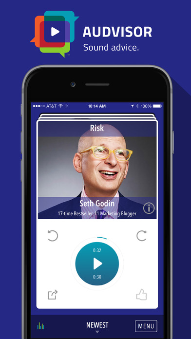 Audvisor iPhone App