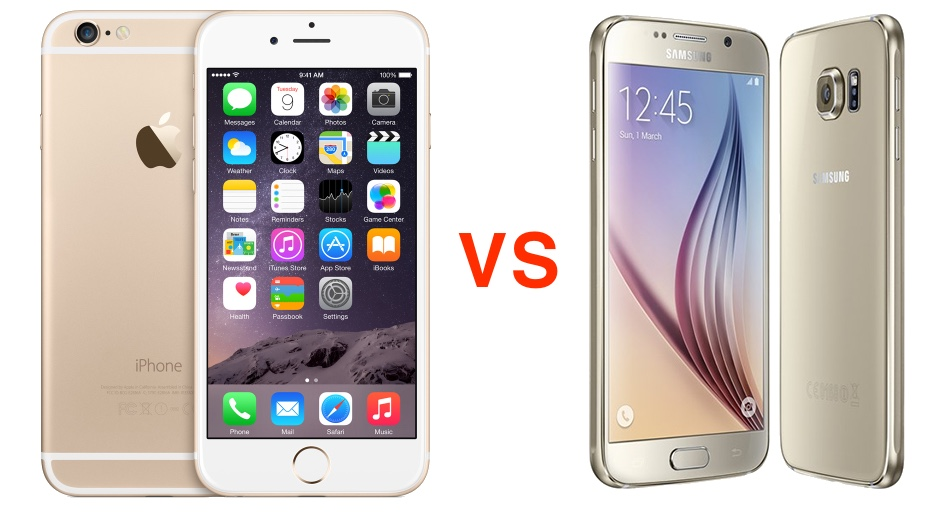 iPhone 6 Graphics Easily Best Samsung Galaxy S6