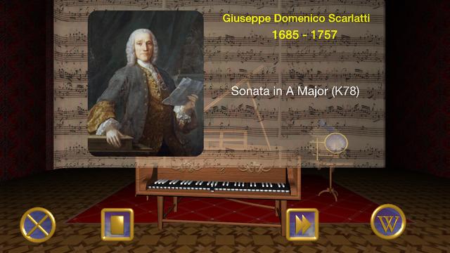 Klavier iPad App