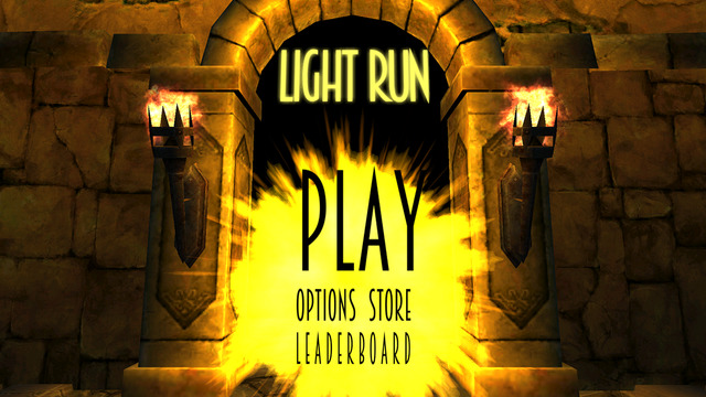 Light Run App