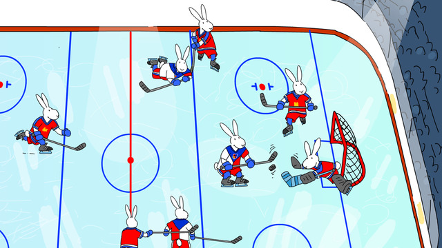 Bob & Botek Ice Hockey App