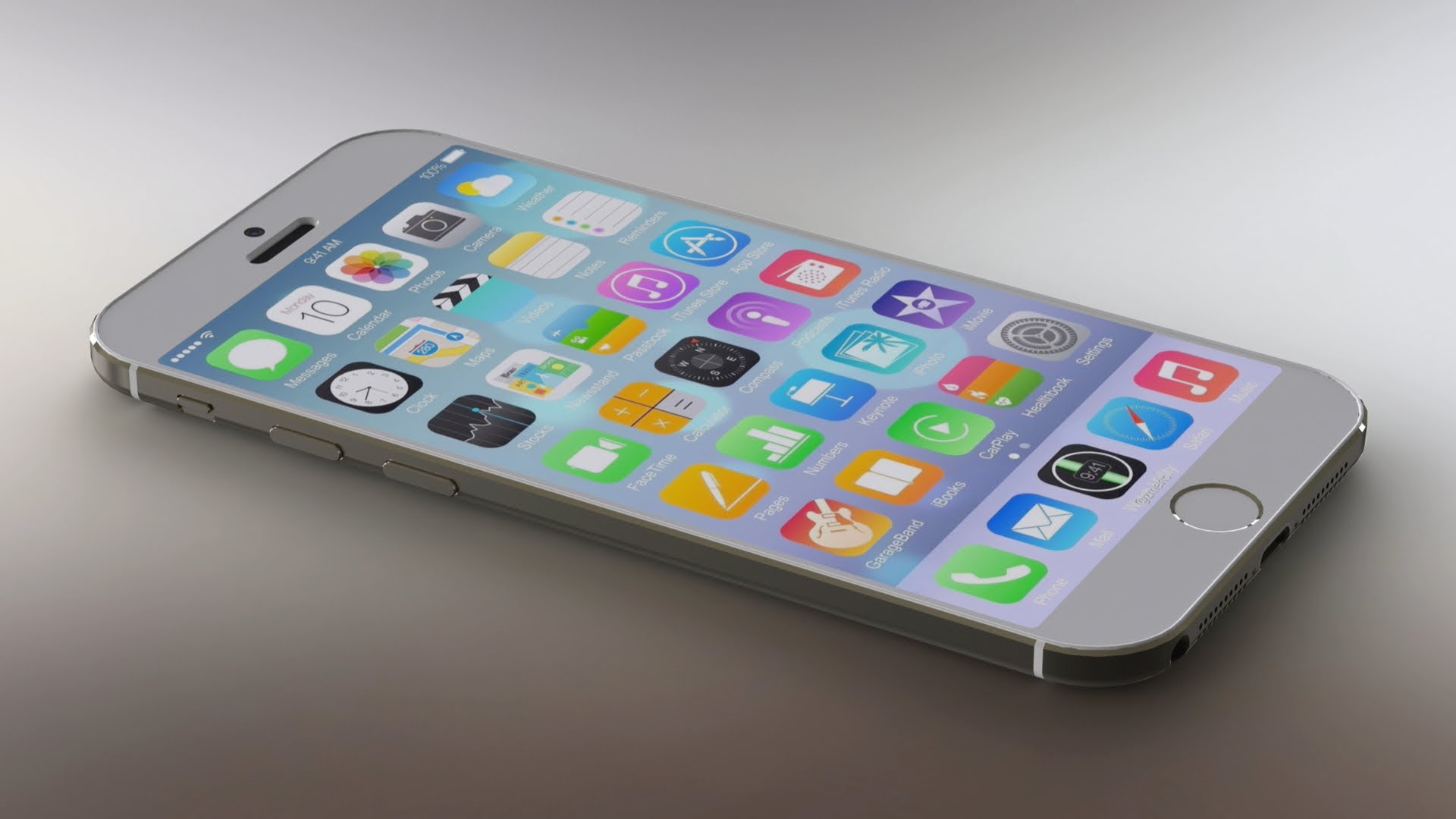 iPhone 6s to Feature 12MP Camera, A9 Chip, Rose Gold