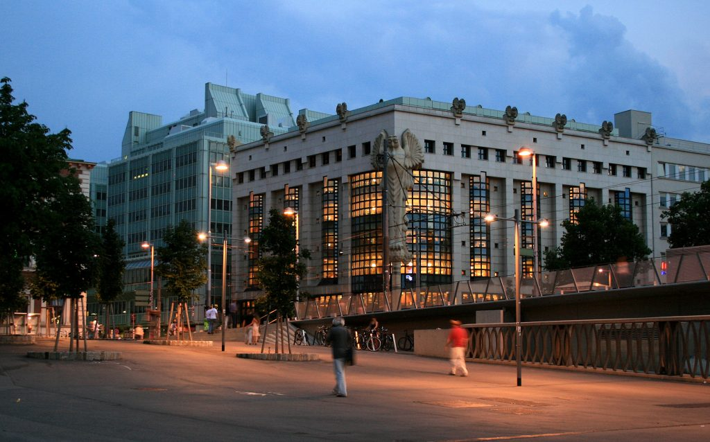 Library of the Vienna University of Technology