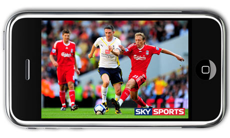 Best iPhone soccer apps
