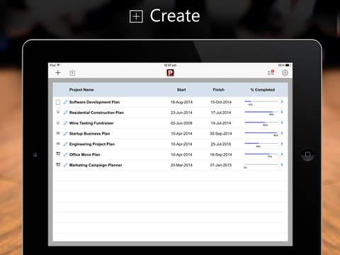 Project Planning Pro App