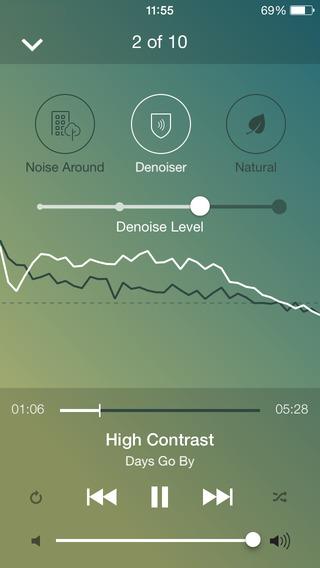 UrbanDenoiser Player App